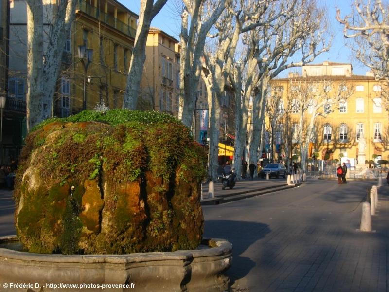 Les Fontaines D U0026 39 Aix