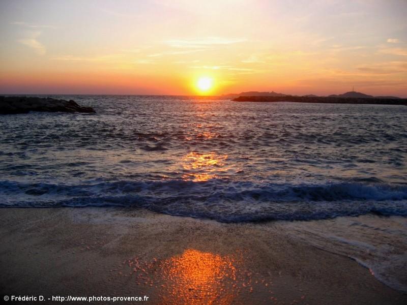 Photos de couchers de soleil marseille - Coucher de soleil marseille ...